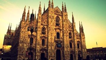 Летим из Москвы в Милан уже в мае всего лишь за 6600 в две стороны благодаря авиакомпании Победа