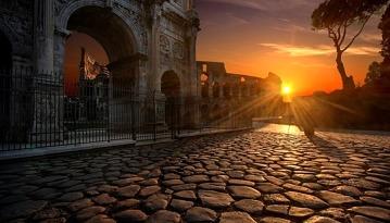 Летим из Москвы в Рим всего за 5000 рублей в одну сторону