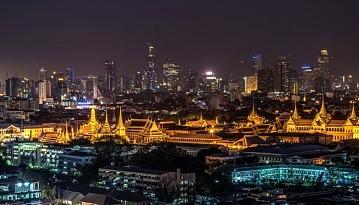 Летим на Новый год из Москвы в Таиланд всего за 26400 рублей в обе стороны вместе с Gulf Air