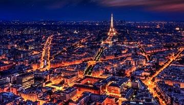 Летим в Париж из Москвы в одну сторону всего за 5300 рублей благодаря авиакомпании Aigle Azur