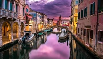Летим в Венецию из Москвы всего за 5650 рублей в сентябре