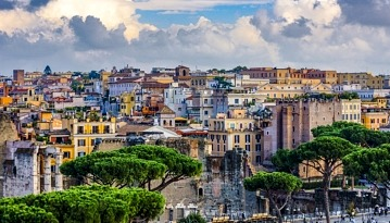 Летим из Москвы в Рим в две стороны всего за 9200 рублей