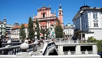 Летим в Словению из Москвы всего за 7800 рублей в две стороны