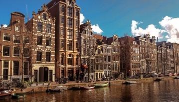 Летим из Москвы в Амстердам всего за 8900 рублей туда-обратно