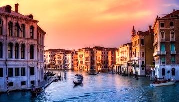 Летим из Москвы в Венецию всего за 11800 рублей в две стороны