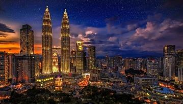 Летим из Москвы в Малайзию всего за 23180 рублей в две стороны