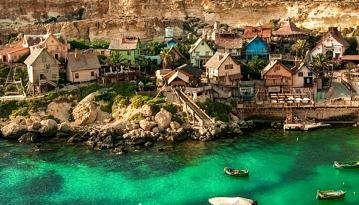 Летим на Мальту из Москвы всего за 10050 рублей в две стороны