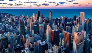 Летим из Москвы в Чикаго всего за 20650 рублей в две стороны