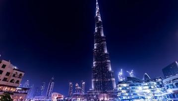 Летим в Дубай на майские праздники всего за 3100 рублей в одну сторону